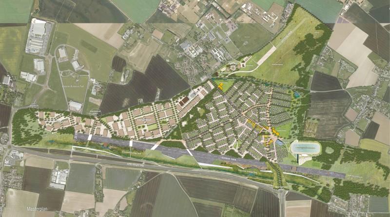 Stone Hill Park Consultation Map