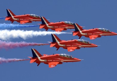 Herne Bay Airshow this Saturday, no decision yet on 2018