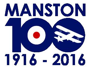 Manston100 Logo 300x231