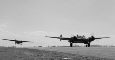 Manston's role in Operation Market Garden, 17th September 1944