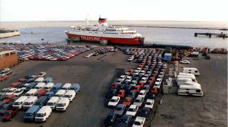 Long term development plans resurrected for Port of Ramsgate and Manston Business Park