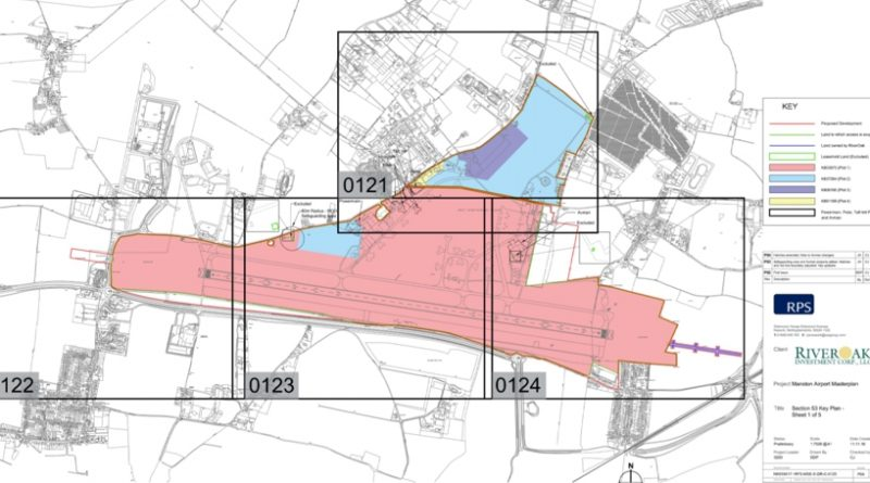 Section 53: 'Rights of Entry' to Manston granted to RiverOak