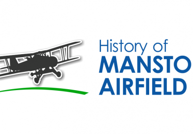 'History of Manston Airfield' sites now available