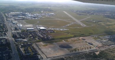 Blackpool Council buys back Blackpool Airport site